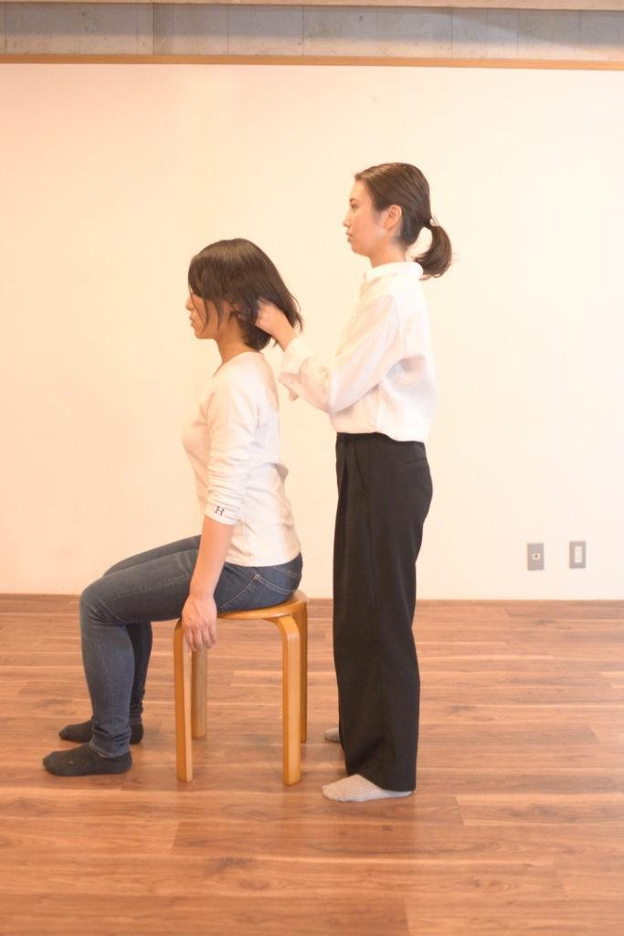 実践者-chairwork